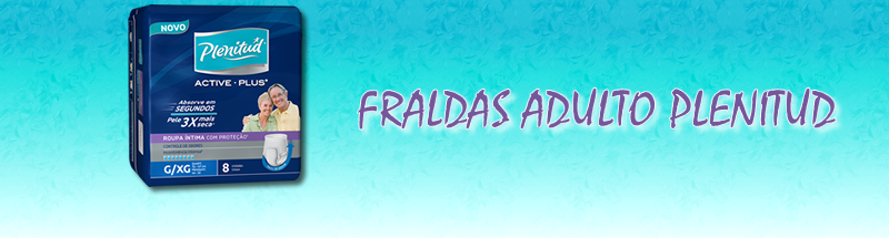 Fraldas Adulto Plenitud